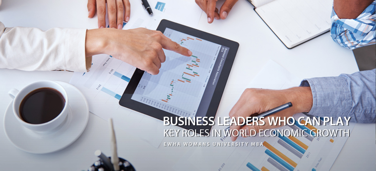 BUSINESS LEADERS WHO CAN PLAY KEY ROLES IN WORLD ECONOMIC GROWTH